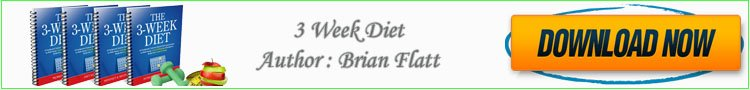 3 week diet system meal plan