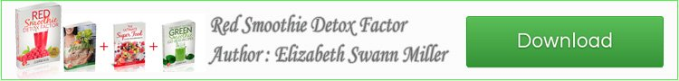 red smoothie detox factor ebook