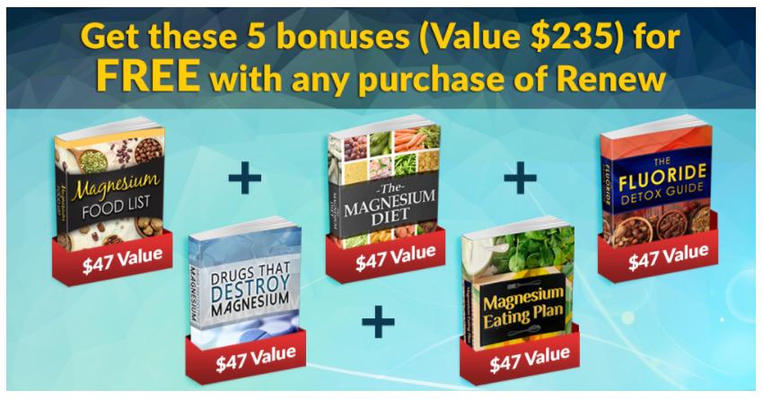 Renew Magnesium gift
