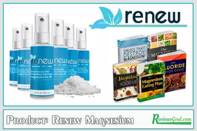 Renew Magnesium Reviews