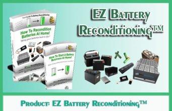 EZ Battery Reconditioning™