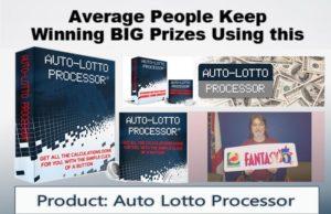 Auto Lotto Processor