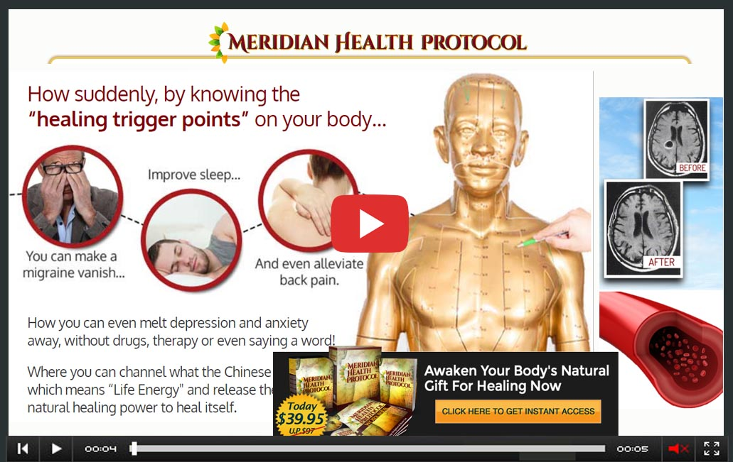 Meridian Health Protocol Video