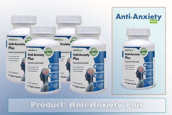 Anti-Anxiety Plus Review
