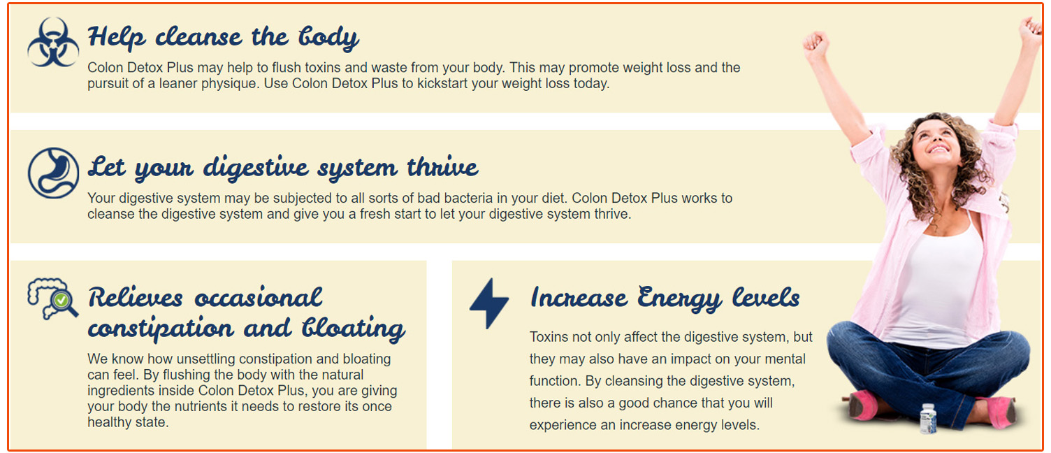 How Does colon detox works