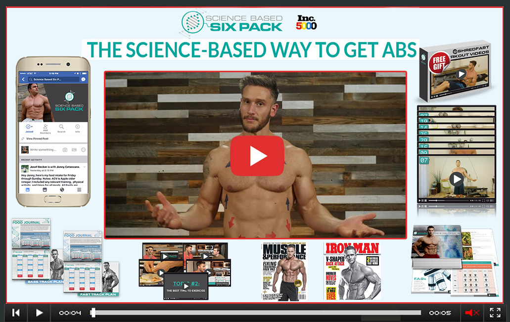 Science-Based Six Pack Video