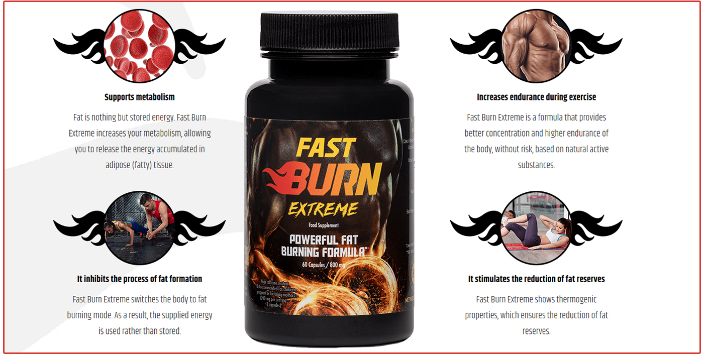 How Dose Fast Burn Extreme