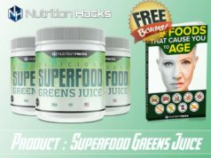 Superfood Greens Juice reviews