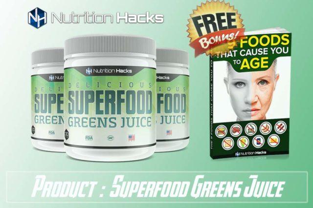 Superfood Greens Juice reviews