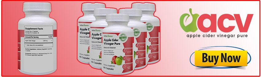 Apple Cider Vinegar PureS