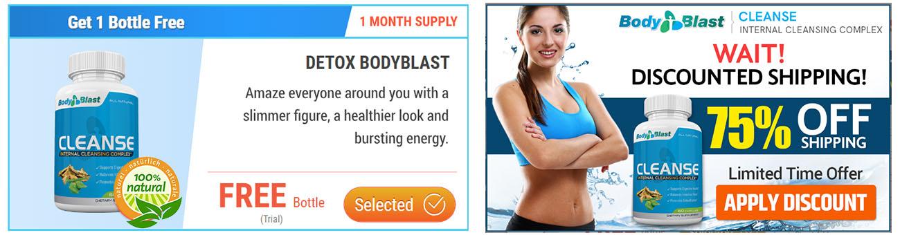 Body Blast Cleanse