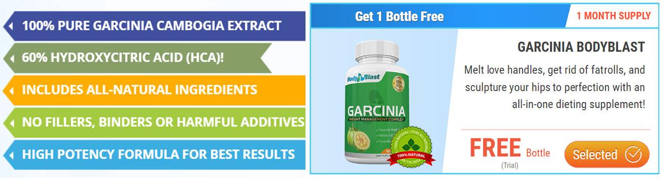 Body Blast Garcinia Scam