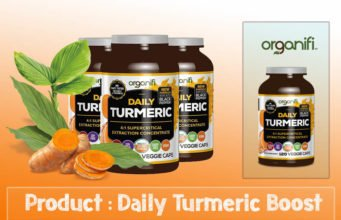 Daily Turmeric Boost