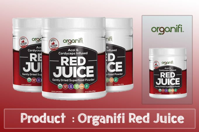 Organifi Red Juice Review