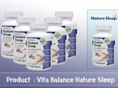 Vita Balance Nature Sleep Review