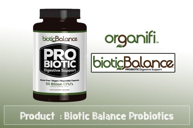 Biotic Balance Probiotics Review