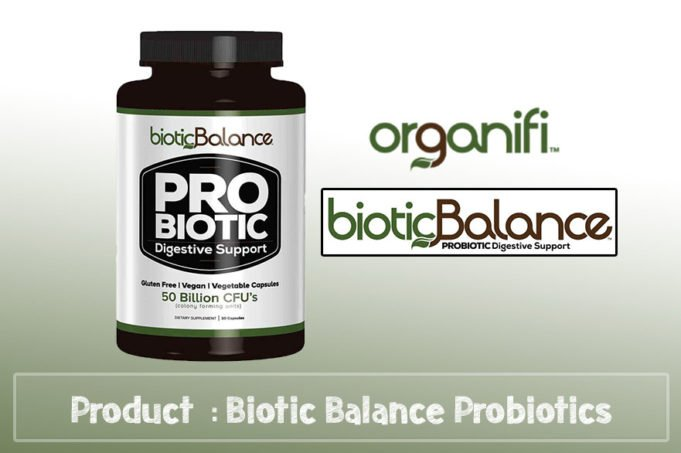 Biotic Balance Probiotics Review