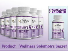 Wellness Solomon's Secret Review