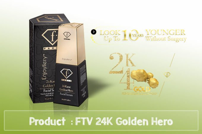 FTV 24K Golden Hero Review