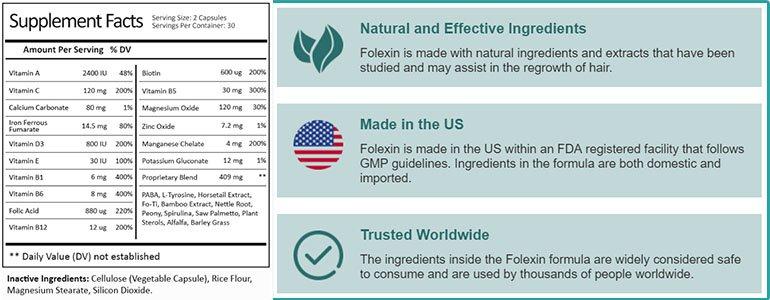 Ingredient OfFolexin