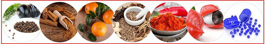 Piperinox Ingredients