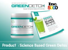 Science Based Green Detox