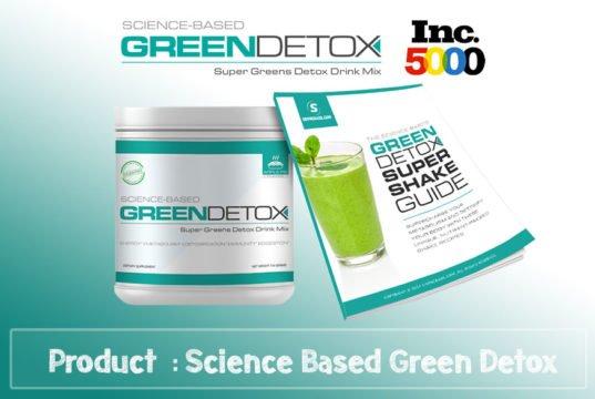 Science Based Green Detox