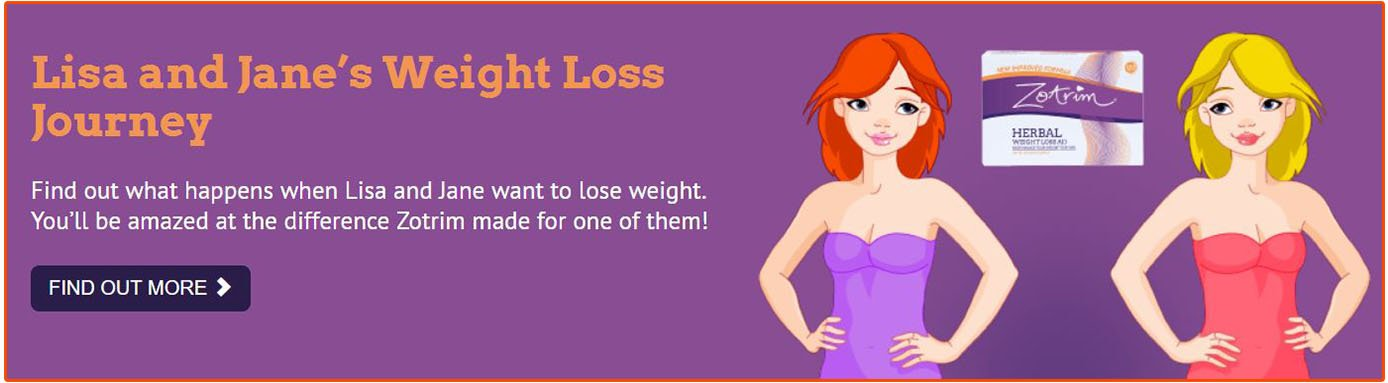 Zotrim Herbal Weight Loss Aid