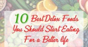 10 Best Detox Foods