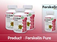 Forskolin Pure