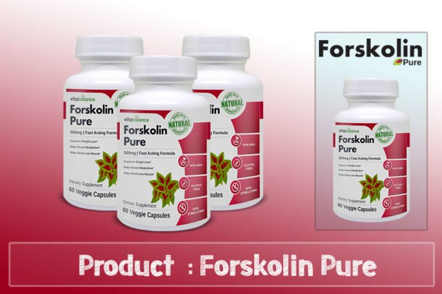 Vita Balance Forskolin Pure Review