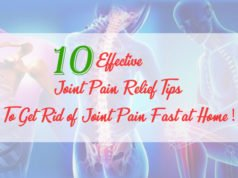 Joint Pain Relief Tips