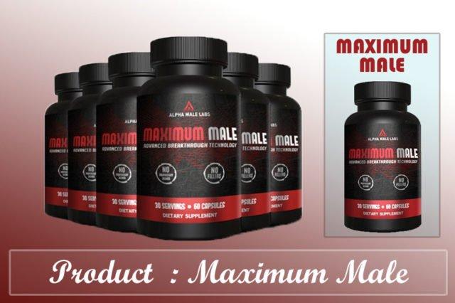 Maximum Male Review