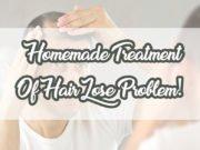 Hair Lose Problem