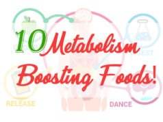 Metabolism Boosting Food