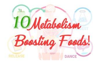 Metabolism Boosting Food