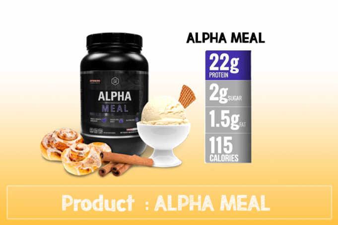 ALPHA MEAL