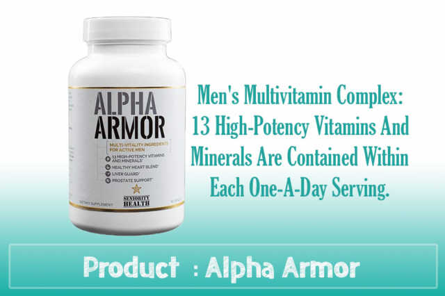 Alpha Armor Review