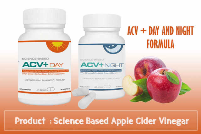 Apple Cider Vinegar plus review
