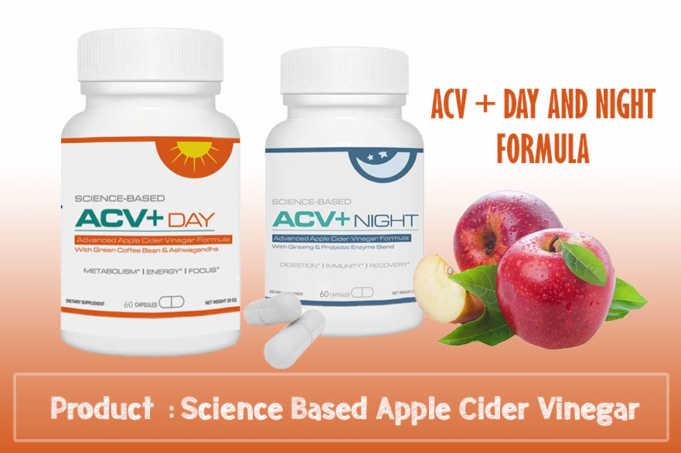 Science Based Apple Cider Vinegar