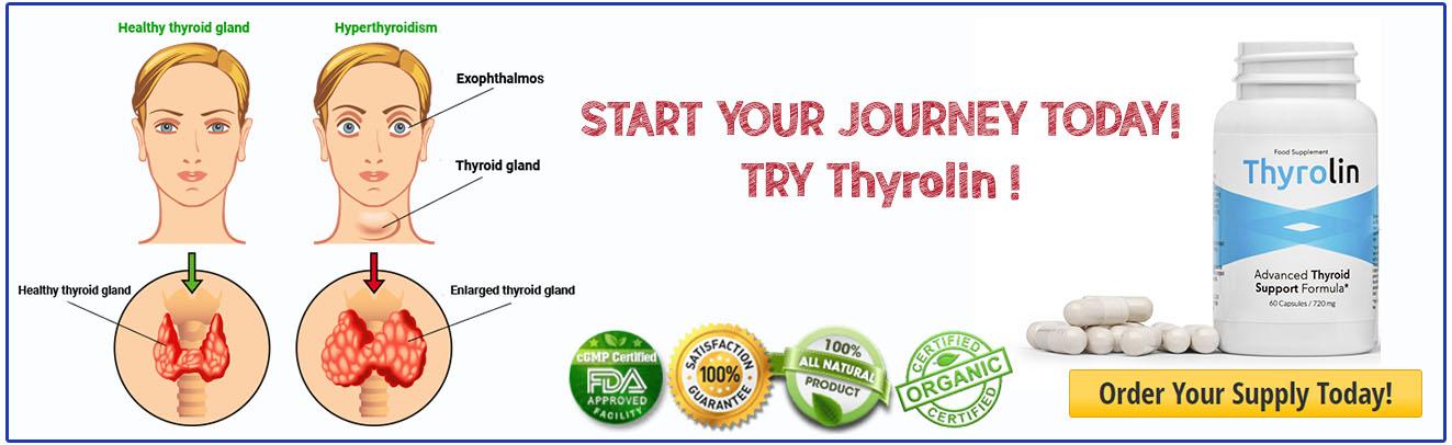 Formula of Thyrolin