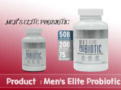 Mens Elite Probiotic Review