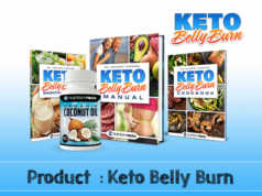 Keto Belly Burn