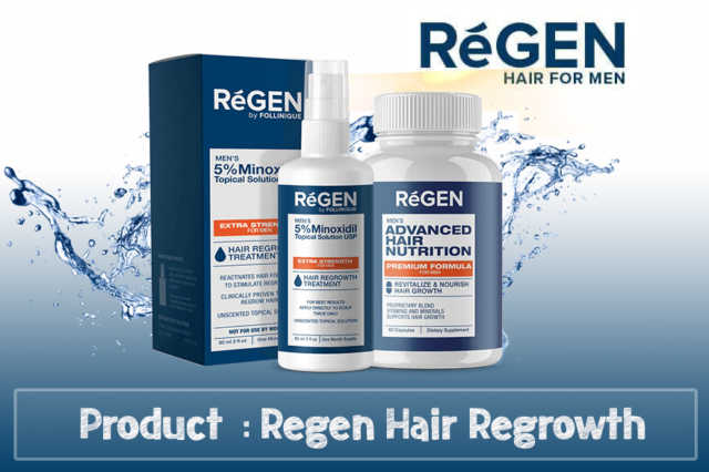 ReGEN Hair Regrowth Review