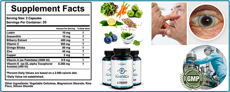 Supplements Of iGenics