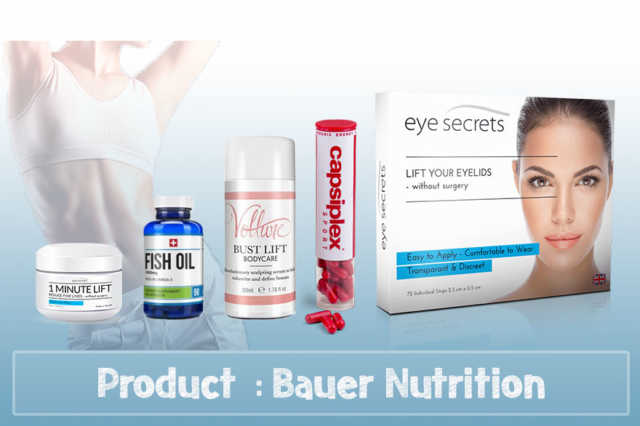 Bauer Nutrition review