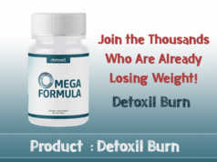 Detoxil Burn Review