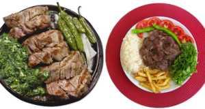 TOP 5 DINNER IDEAS