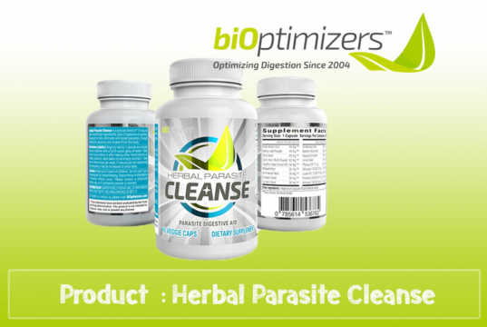 Herbal Parasite Cleanse
