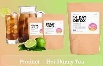 Hot Skinny Tea review